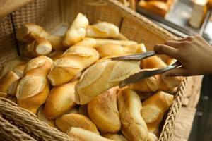 brood bakkerij. foto