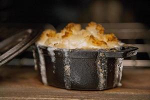 kreeft truffel mac en kaas