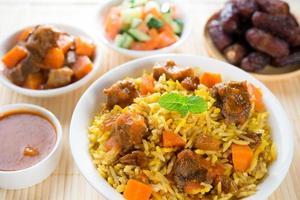 Arabische rijst foto