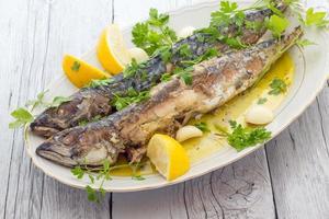makreel gebakken