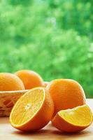 sinaasappels foto