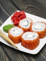 Japanse sushi
