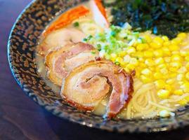 ramen noodles