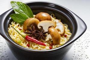 instant noodle foto