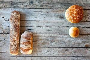 Italiaans brood foto