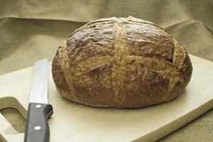 land brood foto