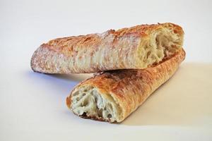 stokbrood, ambachtelijk foto