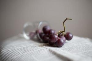 druiven foto