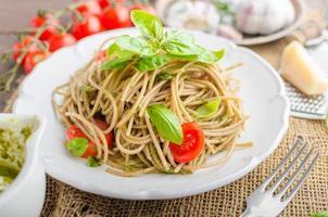 pasta met milaan pesto foto