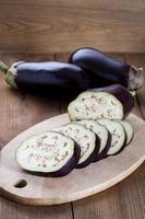 aubergine foto