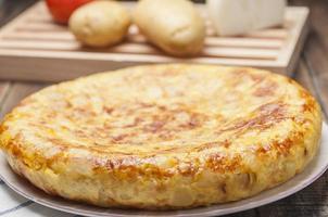 omelet serie foto