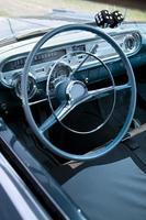 retro dashboard foto
