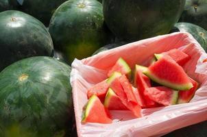 watermeloenen foto