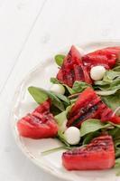 watermeloen salade foto