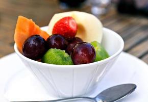 fruitsalade foto