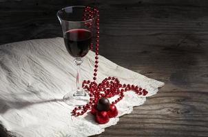 kersenchocolade en wijn