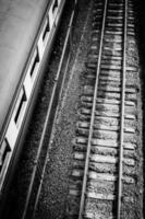 spoorweg foto