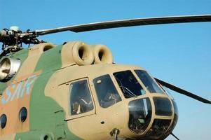 militaire helikopter foto