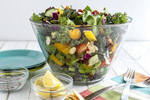 biologische superfood vegetarische salade