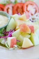 groenten en fruit salade
