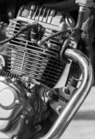 motorfiets motor foto