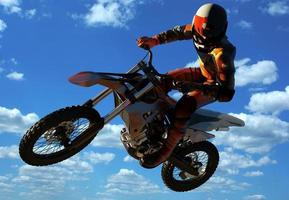 motorcross foto