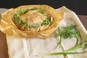 taart met Groenen foto