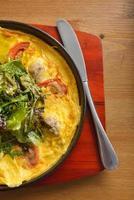 omelet foto