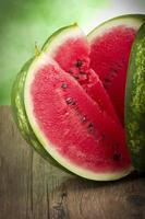 verse watermeloen foto