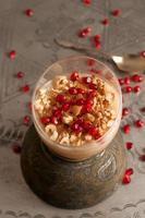 noah's pudding of ashura foto