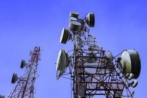 telecommunicatieverbinding foto