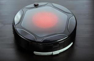 robot stofzuiger foto