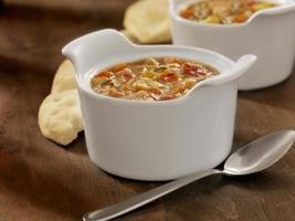 Mulligatawny soep foto
