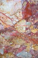 marmeren rots
