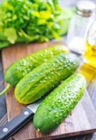 komkommers foto