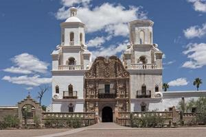 San Xavier-missie foto