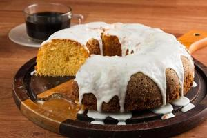 maïsmeel cake