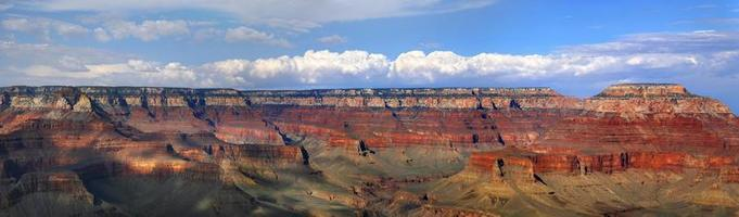 nationaal park grand canyon (zuidrand), arizona usa - landschap