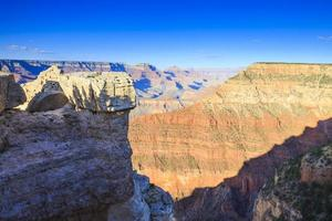 nationaal park grand canyon - zuidrand foto