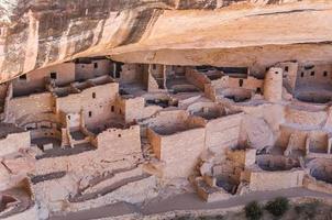Mesa Verde National Park in Colorado foto