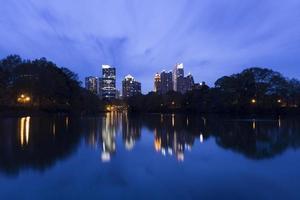 Atlanta in Piemonte Park