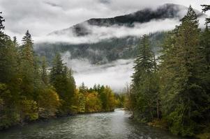 skagit rivier foto