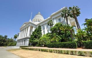 Sacramento Capitol Building, Californië foto