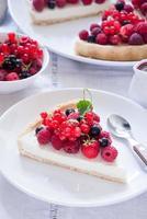 bessen taart foto
