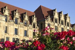 stadhuisgebouw gelegen in st. Louis, Missouri foto