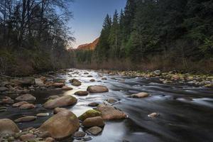 seymour rivier foto