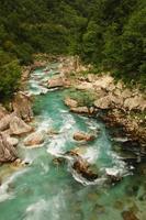 Soca rivier foto