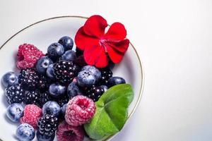 mix van fruit foto