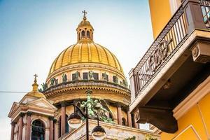 st isaac's kathedraal foto