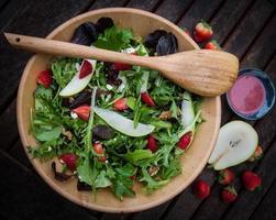 raket salade foto